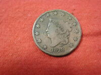 1828 U.S Large Cent (Large Narrow Date) Very Fine
