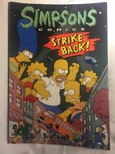 Simpsons Comics Strikes Back (2005) First Edition 126 Pages Collectable