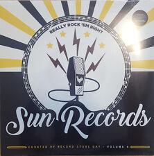 Sun Records Really Rock Em Right RSD 2017 Vol 4 NEW vinyl LP Sealed