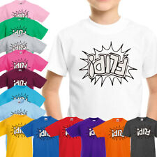 NUOVO FLIP indicibile ispirato da gioco per Ragazzi /& Ragazze T-shirt regalo gamer YouTube