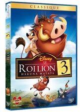 """DVD """"Le Roi Lion 3, Hakuna Matata"""" Disney N 71 NEUF SOUS BLISTER"""