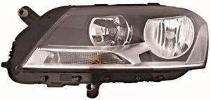 Headlight Front Lamp RIGHT Fits VW Passat Alltrack Variant B7 Wagon 2010-2014