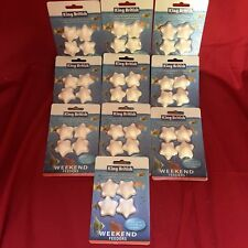 10 x Vacation Weekend Holiday Fish Food Blocks For Tropical & Coldwater 3-4 Days