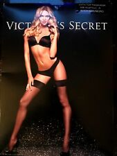 b066c15c389 100x Victorias Secret Lace Top Thigh High Black Pantyhose Stockings Size B