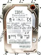 IBM 6.GB TravelStar DBCA-206480 IDE 21L9550 Hard Drive F22066 WIPED & TESTED!