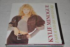 """Kylie Minogue-I should be così Lucky - 80s 80er - 12"""" MAXI SINGLE VINILE LP"""