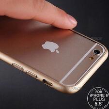 Hot Bumper Frame FLEX Aluminum Buckle Open Case for Apple iPhone 6 Plus 5.5''