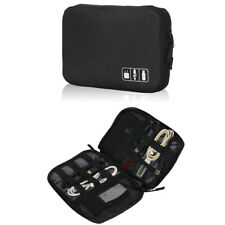 Travel Universal Cable Organizer Electronics Accessories Case Hard Drive Charger