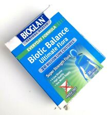 Holland and Barrett Bioglan Biotic Balance Super Strength Capsules x 30