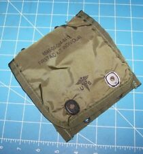 Medic Pouch First Aid Military Army Usmc New Genuine Issue Alice w Shelby P38