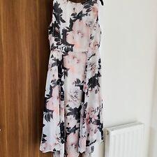 Wallis Dress WORN ONCE Washable Size 14