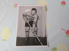 Original Ken WESTMAN Harringay Racers 1950's Ice Hockey Photo