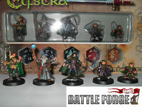 Pre Painted Miniatures - Gangers, Mercs, Adventurers, Monsters & more - NEW