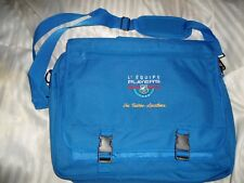 OLD STOCK L'EQUIPE PLAYER'S RACING 1999 FRENCH  CARRY BAG TEAM COLORS INDY CART