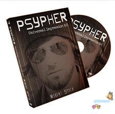Psypher by Robert Smith (DVD+Gimmick) - Magic Tricks,Mentalism Magic,Close Up
