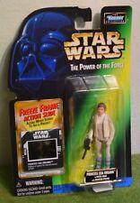 Star Wars cardada poder de la fuerza Verde tarjeta congelar fotograma Leia Hoth Gear