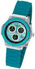 Stuhrling Original 180R 1116II93 Cosmo Girl Chrono Aqua Ladies Watch