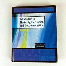 Introduction to Electricity  Electronics and Electromagnetics Boylestad Book