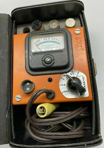 Emerson White-Rogers Test Cadmium Cell Oil Primary Tester