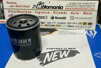 S3430R FILTRO OLIO MOTORE ALFA ROMEO ALFETTA GIULIETTA 75 90 ALFA SUD SPIDER 164