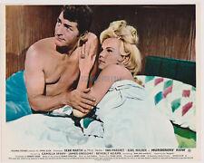 MURDERER'S ROW DEAN MARTIN MATT HELM AND SEXY BLONDE ORIG 1967 BRITISH 8X10