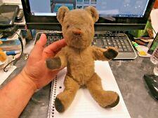 "Antique 13"" Tall Steiff Stuffed Toy Teddy Bear With Growler"