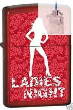 Zippo 3886 ladies night candy red Lighter & Z-PLUS INSERT BUNDLE