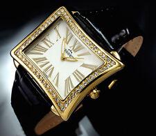 BISSET ELEGANT XB2AC09 GOLD Damenuhren  Armbanduhren Swiss Made
