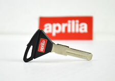 NEW GENUINE APRILIA CAPONORD 1200 14-16/ RSV1000 KEY WITH TRANSPO AP8140711 (GB)
