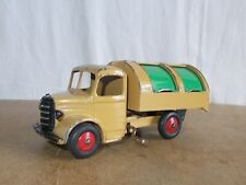 vintage 1/43 DINKY TOYS England - No 252 - BEDFORD REFUSE WAGON - 50/60's