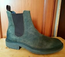 New!Ecco Crepetray hybrid M suede chelsea boot,size 44