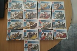 Airfix RARE Vintage 1986 1/72 Humbrol Series 1 Toy Soldiers
