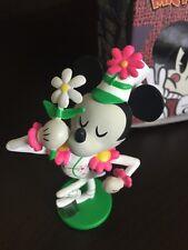 Disney Vinylmation Mickey Mouse Cartoon Series Disneyland A FLOWER FOR MINNIE