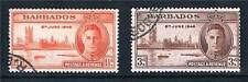 Used Barbadian Stamps (Pre-1966)