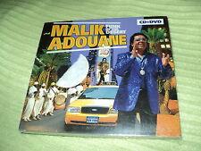 "RARE! COFFRET CD + DVD DIGIPACK NEUF ""FUNK OF THE DESERT"" Malik ADOUANE"