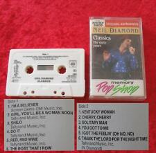 MC Neil Diamond Classics - The early years - Musikkassette Cassette