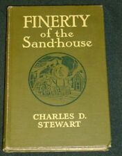 FINNERTY OF THE SANDHOUSE - Charles D. Stewart; 1913