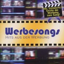 """Doppel-CD - """"WERBESONGS - HITS AUS DER WERBUNG""""+neu+ovp++"""