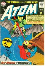 Atom #22  vg+/vg  Gil Kane DC Silver Age Comic Justice League Of America