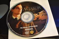 The Aviator (DVD, 2005, 1-Disc  Widescreen)Disc only Free Shipping
