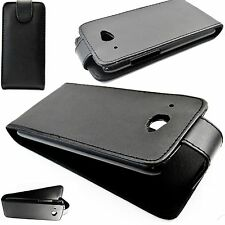 Hard Flip Pouch Leather Phone Protective Case Shell Cover For HTC Desire 601