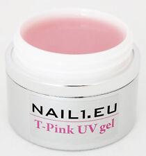 1-Phasen-Gel T-Pink rosa-milchig 55ml/ Aufbaugel Aufbau Builder Gel Aufbau-Gel