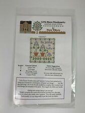 Little House Needleworks Cross Stitch Kit HOPE Chart & Threads