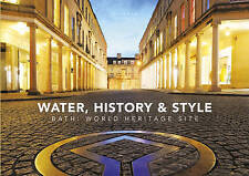 Water, History and Style Bath World Heritage Site by Dan Brown, Dr. Cathryn Spence (Paperback, 2012)