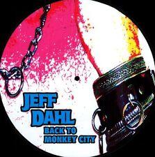 Jeff Dahl - Back to Monkey City [New Vinyl]