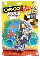 Disney Pixar Car Go DVD Travel Game Finding Nemo & Toy Story  Christmas Gift