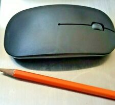 2.4GHz Ultra-thin Wireless Mouse Optical 1600DPI For PC Laptop Computer
