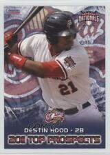 2011 Choice Carolina League Top Prospects Destin Hood #15