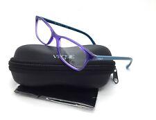 Vogue Purple Eyeglasses VO 5053 2404 51 mm Fashion Demo Lenses
