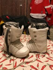 ThirtyTwo Ladies LASHED Snowboard Boots Size 10 nice